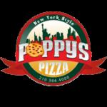 PoppysPizza logo